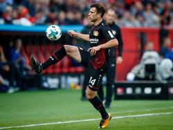 Schließt sich wohl Bayer Leverkusen an: Admir Mehmedi