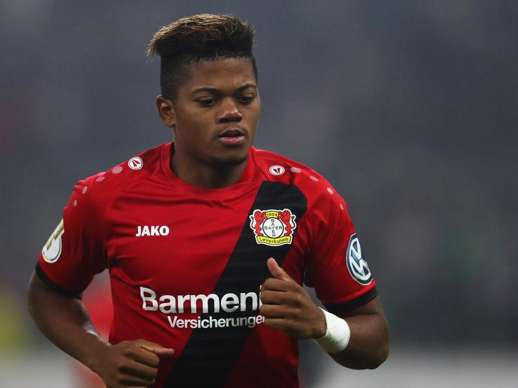 Seine explosiven Dribblings haben Leon Bailey zu einer Attraktion der Bundesliga gemacht