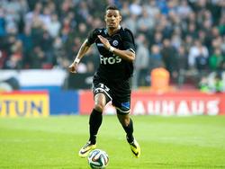 Die Tore von Rubin Okotie schossen SønderjyskE bislang nicht aus der Abstiegszone