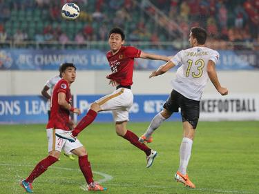 Trotz des Sieges gegen Li Xuepeng und Guangzhou Evergrande schieden die Western Sydney Wanderers aus