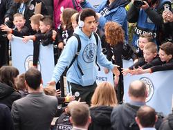 """Leroy Sané spricht über die """"Couch-Meisterschaft"""" von Manchester City"""