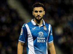 Navarro, de 22 años, llegó al club 'perico' procedente de la cantera del FC Barcelona. (Foto: Getty)
