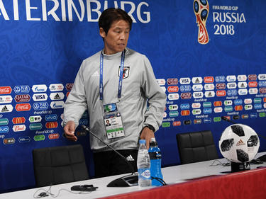 Trainer aus dem eigenem Lande: Japans Akira Nishino