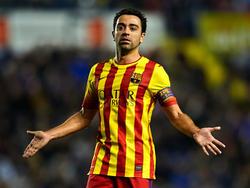 Klub-Ikone Xavi wird den FC Barcelona verlassen