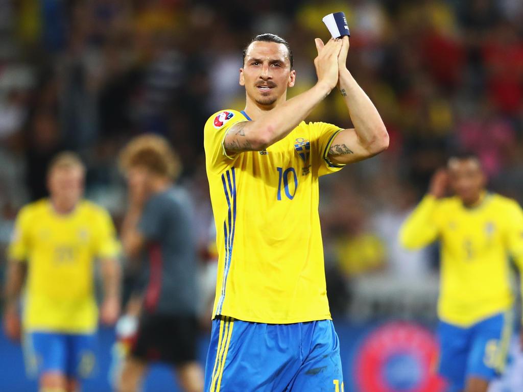 Ibrahimovic vermisst die Nationalmannschaft