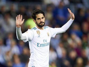 Iscos Vertrag bei Real Madrid läuft noch bis 2022