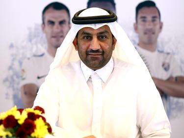Eigenaar Abdullah Al-Thani van Málaga