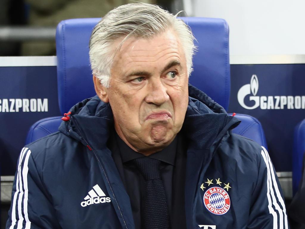 Carlo Ancelotti ist kein Bayern-Trainer mehr