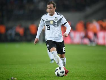 Mario Götze hofft noch auf die WM in Russland