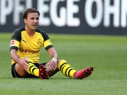 """BVB-Star Mario Götze ist für die Profis der """"Absteiger der Saison"""""""