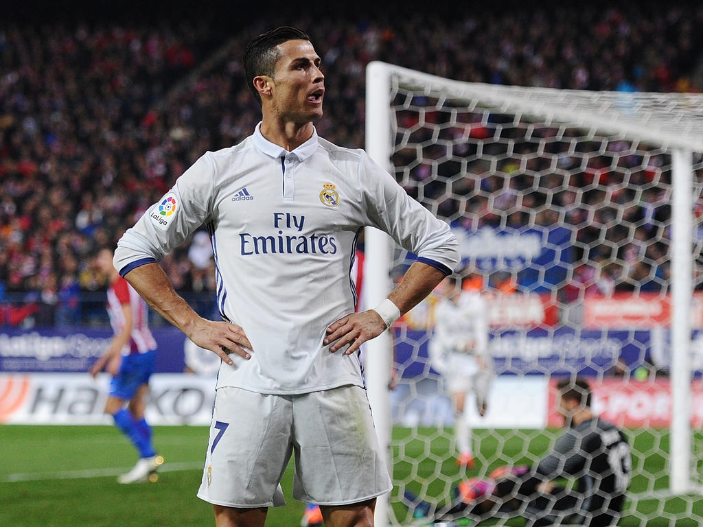 Fresh from vanquishing Atletico Madrid with his 39th Real Madrid hat-trick,  Cristiano Ronaldo will be guaranteed a hero's welcome when he returns to  where ...