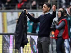 Niko Kovač wäre über 18 gesunde Spieler froh