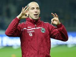 Jan Schlaudraff soll Hannover 96 verlassen