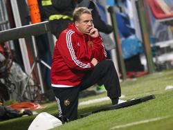 Mike Büskens ist offenbar Trainer-Kandidat beim FC Ingolstadt