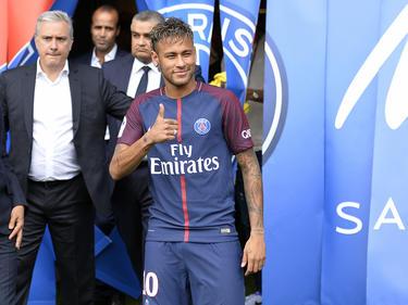 Neymar steht vor seinem Debüt für Paris Saint-Germain