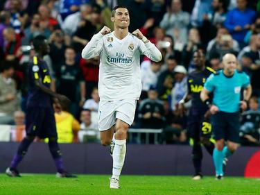 Cristiano Ronaldo und die Königlichen verpassten den Sieg gegen Tottenham