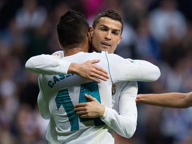 Cristiano Ronaldo erzielte den Siegtreffer für Real Madrid