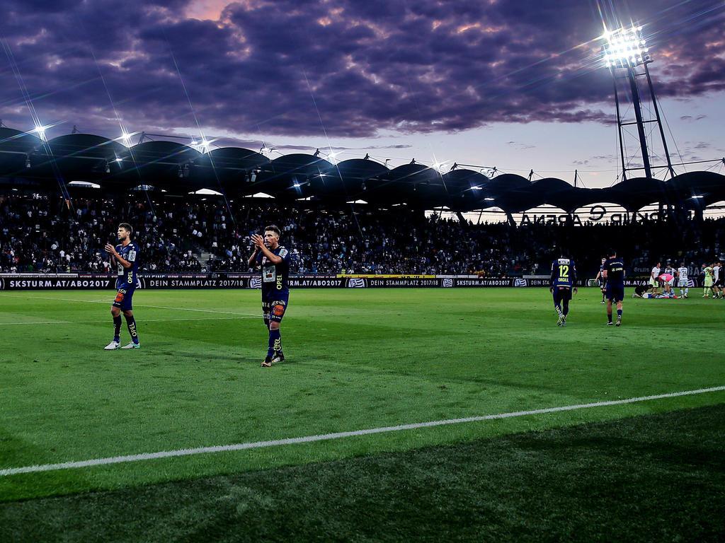 Auch das Heimstadion des SK Sturm soll modernisiert werden