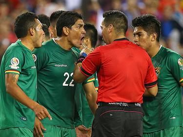CAS-Entscheidung: Vier Punkte-Abzug für Bolivien