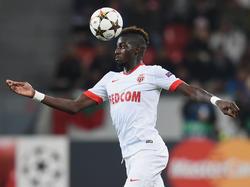 El gol de la victoria en el estadio Louis II lo logró Bakayoko en el minuto 81. (Foto: Getty)