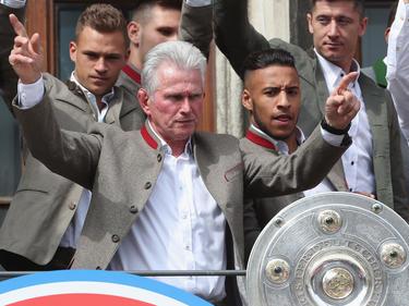 Jupp Heynckes freut sich über die Unterstützung der Fans