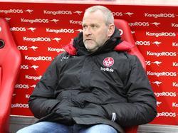 FCK-Sportdirektor Uwe Stöver ist auf der Suche nach einem Korkut-Nachfolger