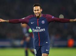 Neymar hat mit Paris Saint-Germain noch einiges vor