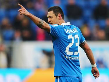 Sejad Salihović wechselte die Saison in die chinesische Super League