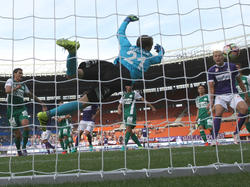 Mattersburg-Keeper Markus Kuster kann nicht für das ÖFB-U21-Team spielen