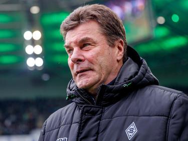 Dieter Hecking fehlt derzeit die halbe Mannschaft