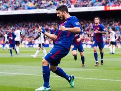 Der FC Barcelona hat sich im Topspiel gegen den FC Valencia durchgesetzt