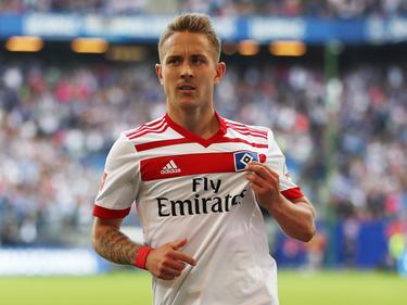Lewis Holtby geht mit dem HSV in die 2. Liga