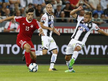 Gegen Podgorica muss auswärts unbedingt ein Tor her