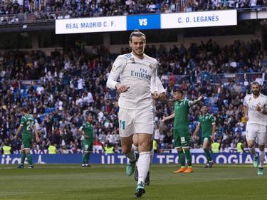 Gareth Bale erzielte das 1:0 für Real