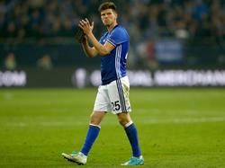 Klaas-Jan Huntelaar wird den FC Schalke am Saisonende verlassen