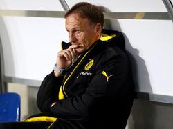 """Für BVB-Boss Watzke ist der Kader der Schwarzgelben """"groß genug"""""""
