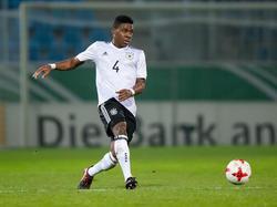 Frederic Ananou spielt für die deutsche U20-Nationalmannschaft