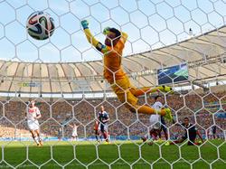 Drin! Mats Hummels Kopfballtreffer entscheidet das Viertelfinale zwischen Frankreich und Deutschland