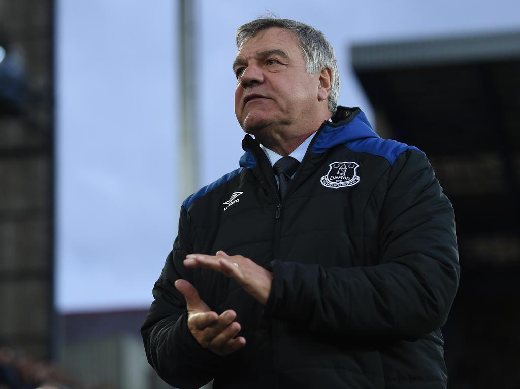 Sam Allardyce ist nicht mehr Trainer des FC Everton