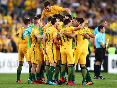 Australia se metió en el Mundial echando a Honduras. (Foto: Getty)