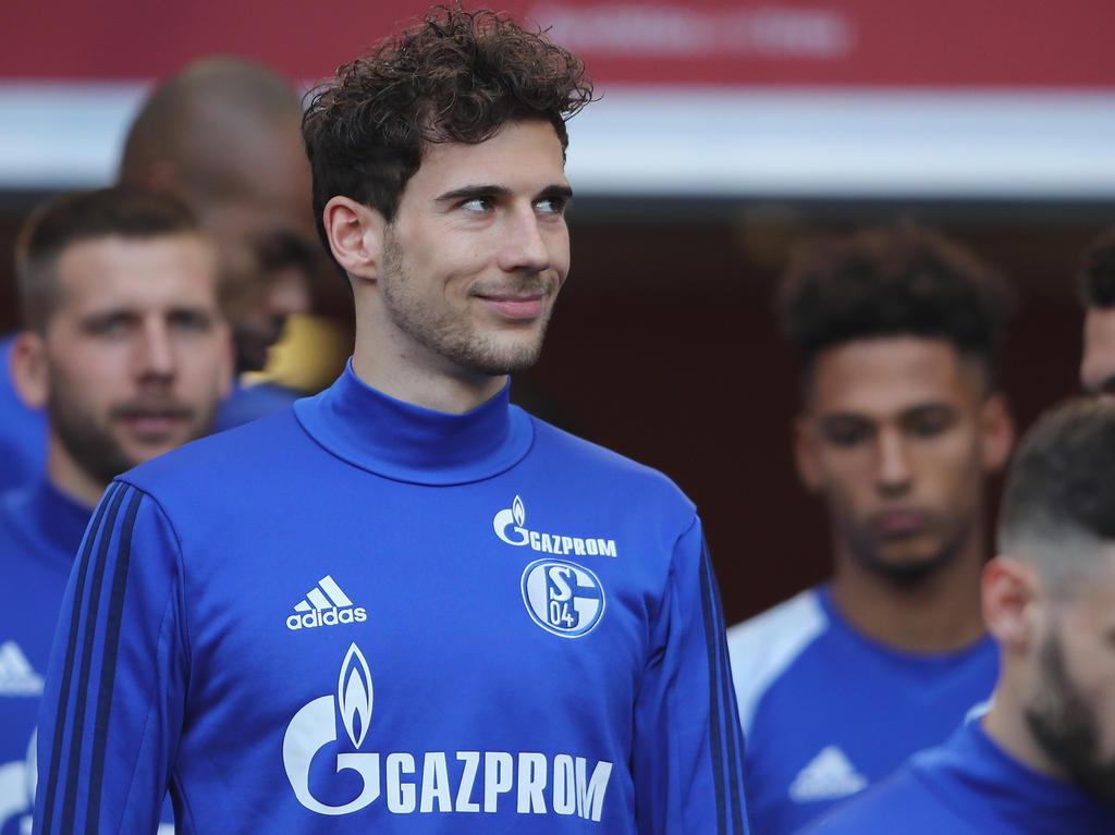 Leon Goretzka träumt vom Pokalfinale in Berlin