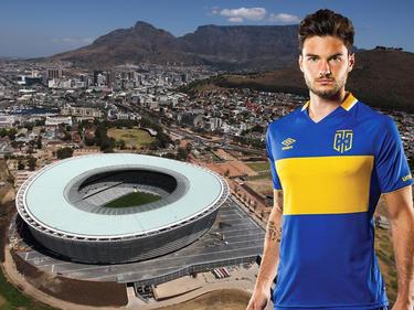 Roland Putsche hat am südlichen Ende Afrikas sein Zuhause gefunden © Cape Town City FC