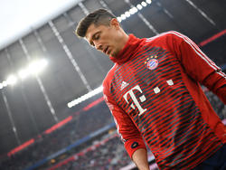 Robert Lewandowski wird (vorerst) nicht zu Real Madrid wechseln