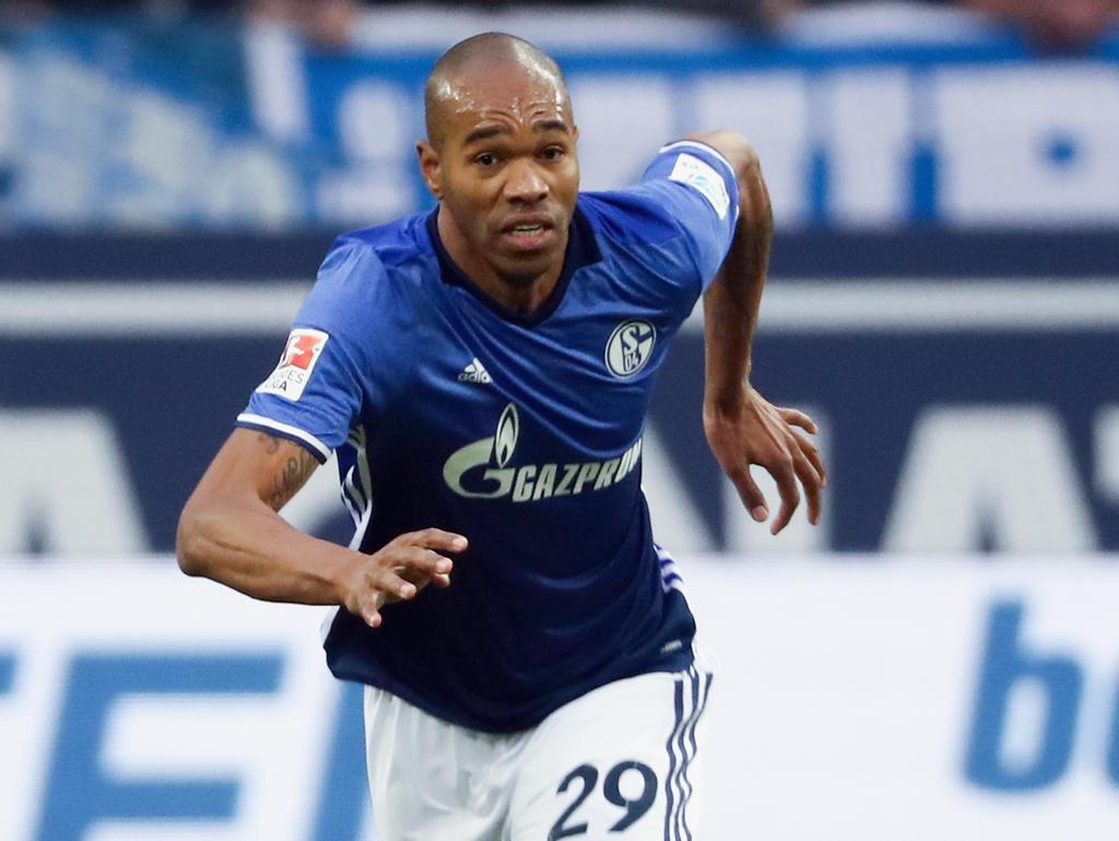 Naldo spielt seit 2016 auf Schalke