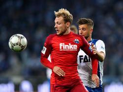 Paderborn patzte im Topspiel