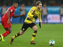 André Schürrle kam in dieser Saison beim BVBerst in vier Bundesligaspielen zum Einsatz