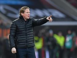 HSV-Trainer Markus Gisdol steht im Zentrum der Kritik