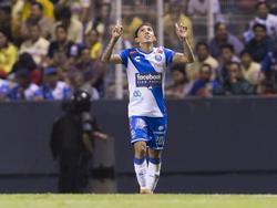 Omar Fernández hizo el segundo tanto de los locales. (Foto: Imago)