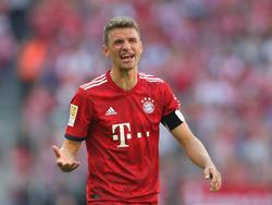 Für Bayerns Thomas Müller wäre die Saison auch ohne Pokalsieg kein Misserfolg