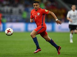 Alexis Sánchez ist Chiles neuer Rekord-Torjäger